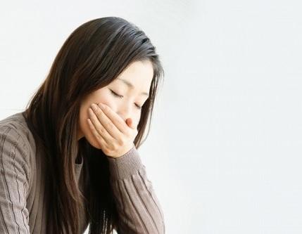 霊障の吐き気の原因