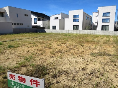 家やマンションの建築前の土地の浄化方法
