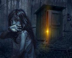 霊的な変な夢を見るのは霊障か