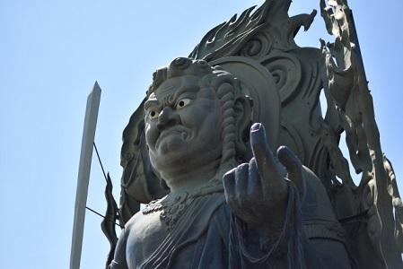 不動明王「不動王生霊返し」をやるとどうなる?効果はあるの?