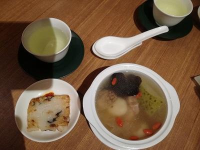 宇宙人ミライのお気に入りランチ「中国薬膳料理 星福」