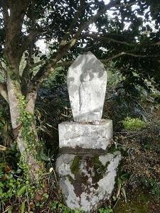 サムハラ神社山頂のお地蔵様
