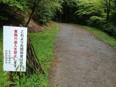 金比羅神社のアクセス