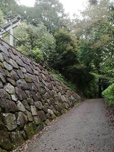 岡山の金比羅神社