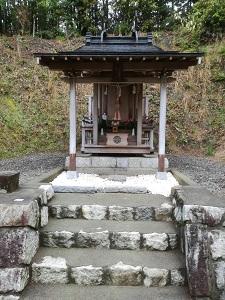サムハラ神社 奥の宮 祠