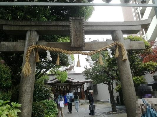 サムハラ神社大阪2