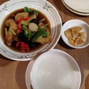 銀座 中国薬膳料理星福