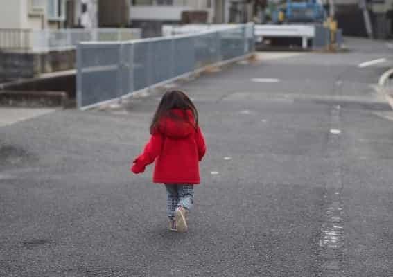 未来予知で霊視 行方不明の女児