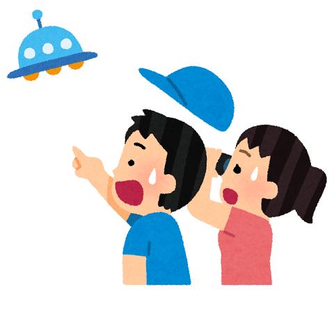 都市伝説考察UFO目撃