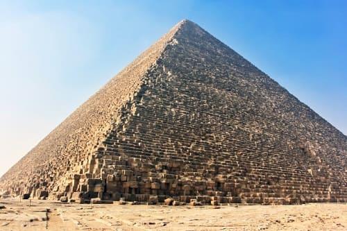 ピラミッドの霊視 ピラミッドパワーの真実は半重力で天と繋がっていた?