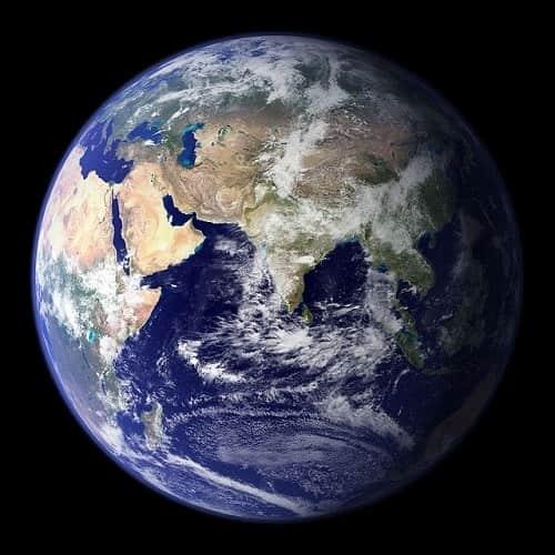 新型コロナウイルスと地球