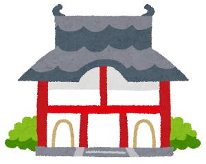 お寺で占い