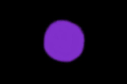 紫色と金色の丹光が見える話。生まれた時から第三の目が開きっ放し