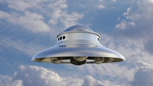 UFOは回転している!?願いを叶えるUFO